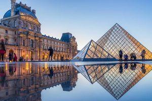 Bảo tàng Louvre chính thức mở cửa trở lại trong tuần này