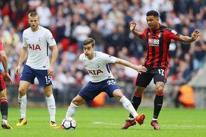 Trực tiếp Bournemouth vs Tottenham: Thầy trò Mourinho trút giận