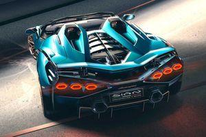 Lamborghini Sían Roadster cháy hàng ngay khi vừa mới ra mắt