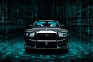 Rolls-Royce ra mắt dòng xe đặc biệt Wraith Kryptos với các thông điệp được mã hóa