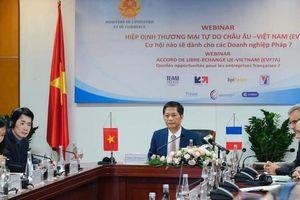 EVFTA: DN Pháp muốn Việt Nam thành trung tâm để phát triển thị trường ASEAN