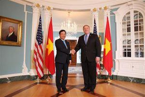 Hợp tác Việt Nam-Hoa Kỳ đạt thành tựu và tầm mức ấn tượng