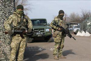Ukraine chấm dứt bản ghi nhớ hợp tác chống khủng bố với Nga