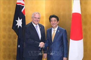 Nhật Bản, Australia sẽ tăng cường thảo luận nhằm khôi phục hoạt động đi lại