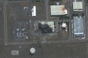 Phần lớn trung tâm chế tạo máy ly tâm tại Natanz, Iran đã bị phá hủy