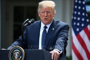 Tòa án Tối cao Mỹ yêu cầu Tổng thống D.Trump nộp báo cáo tài chính