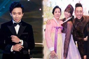Trấn Thành tiết lộ lý do chưa một lần gọi mẹ Hari Won là mẹ vợ khiến ai cũng bất ngờ