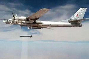 Tu-95MS khai hỏa đòn đánh tầm xa tương đương với ICBM