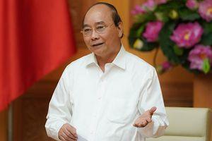 Thủ tướng: Giải ngân vốn đầu tư công cần phải làm cương quyết, không để tình trạng chậm trễ