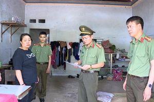 Sơn La: Bắt đối tượng tổ chức cho 19 người sang Trung Quốc lao động trái phép