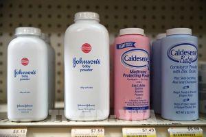 170 tổ chức quốc tế kêu gọi J&J ngừng bán phấn rôm Baby Powder