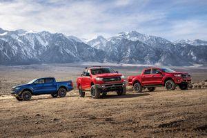 Ford Ranger vinh danh chiếc xe 'đậm chất Mỹ' nhất 2020