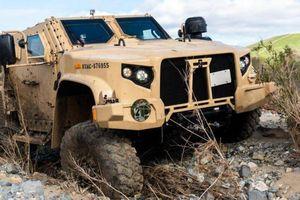 Hoa Kỳ mua thêm 248 xe chiến thuật hạng nhẹ từ hãng xe quân sự Oshkosh
