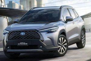 Toyota Corolla Cross ra mắt tại Thái Lan và sẽ sớm có mặt tại Việt Nam