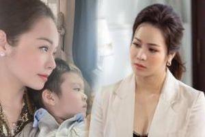 Trước Lại Hương Thảo, loạt mỹ nhân Việt từng 'khóc cạn nước mắt' để giành quyền nuôi con