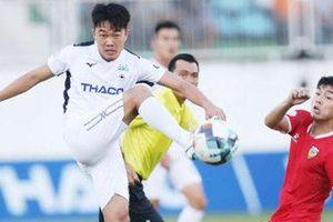 Vòng 9 V.League: HAGL và Nam Định có cơ hội giành trọn 3 điểm