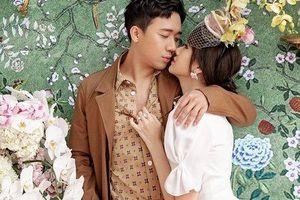 Hari Won bỗng dưng đăng status ẩn ý chuyện chia tay