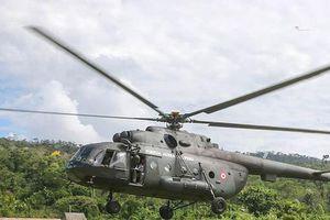 Peru: Rơi trực thăng khiến 7 người tử vong