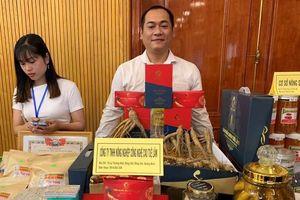 Gần 200 sản phẩm tiêu biểu tham gia kết nối cung cầu tại Quảng Bình