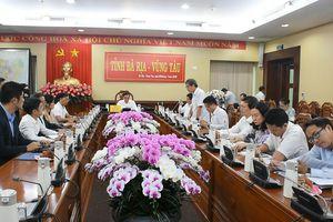 Xây dựng đồ án quy hoạch phân khu dự án trung tâm logistics Cái Mép Hạ
