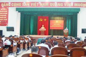 Hội Cựu chiến binh tỉnh: Triển khai nhiệm vụ 6 tháng cuối năm