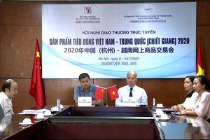 Kết nối sản phẩm tiêu dùng của Việt Nam sang thị trường Chiết Giang