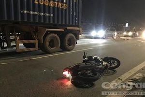 Nam công nhân đi đóng tiền trả góp mua xe máy về, bị tai nạn tử vong