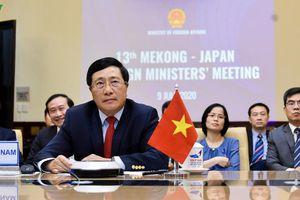 Mekong-Nhật Bản thúc đẩy phòng, chống Covid-19 và phục hồi kinh tế