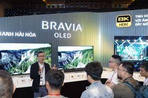 Sony 'trình làng' loạt TV cao cấp 2020 tại Việt Nam