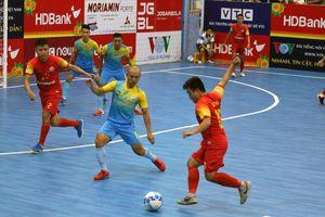 Clip review bàn thắng đẹp giải Futsal HDBank VĐQG 2020 (phần 1)