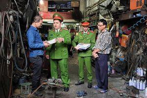 Cháy nhà kho, xưởng sản xuất: Thực trạng đáng lo ngại