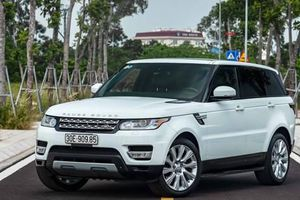 Đây là chiếc xe dành cho đại gia Việt thích Range Rover nhưng lại chỉ đủ tiền tậu Mercedes-Benz GLC