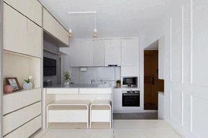 Kiến trúc sư bày cách sử dụng gam màu trắng và 5 kiểu kết hợp 'đình đám' cho không gian bếp của các gia đình