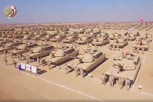 Ai Cập thách thức Thổ Nhĩ Kỳ bằng cuộc tập trận quy mô lớn gần biên giới Libya