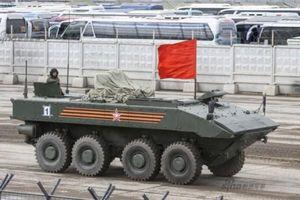 Nga tiếp tục đưa Kurganets-25 và Boomerang sang Syria 'thử lửa'?