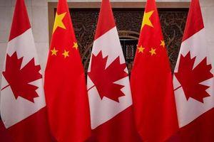 Canada hiện chưa tính đến trừng phạt Trung Quốc về Hong Kong
