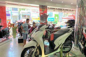 Vàng tăng giá khiến giá xe Honda SH rẻ đi khá nhiều