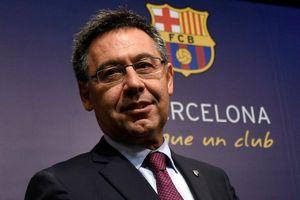 Chủ tịch Barca bị chỉ trích vì tố VAR thiên vị Real Madrid