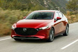 Mazda3 2021 thêm 2 tùy chọn động cơ tại Mỹ