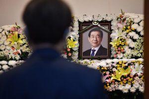 'Cảm ơn, xin lỗi, vĩnh biệt' - thư tuyệt mệnh của cố thị trưởng Seoul
