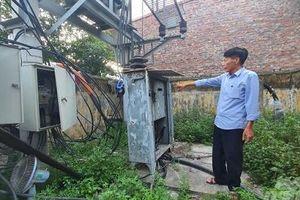 Hải Phòng: Hàng nghìn hộ dân khốn khổ vì điện yếu