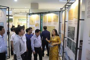 Nhiều tư liệu quý trong triển lãm 700 năm đô thị Đà Nẵng