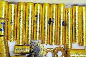 Vụ buôn lậu vàng 'gây bão' Ấn Độ