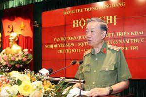 Bảo đảm an ninh quốc gia, an ninh kinh tế trong tình hình mới