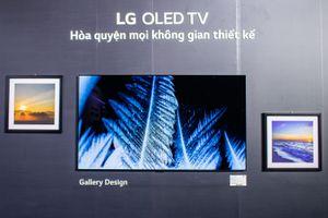 LG: Ra mắt TV OLED 8K, TV OLED và NanoCell cao cấp tại Việt Nam