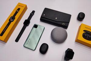 Realme: Công bố giá các sản phẩm Realme Watch, Realme Buds Q, Realme C11