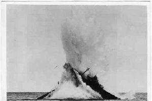 Thảm kịch tàu ngầm Mỹ nổ tung vì trúng ngư lôi của chính nó