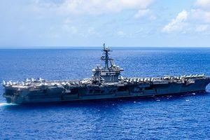 Mỹ phát thông điệp 'không lơ là Biển Đông'