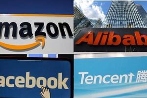 Facebook, Amazon và Alibaba 'sống khỏe' sau COVID-19