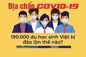 Địa chấn COVID-19: 190.000 du học sinh Việt bị đảo lộn thế nào?
